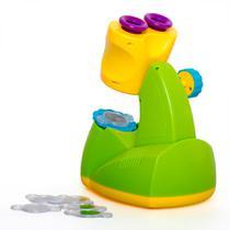 Microscópio divertido - Dican
