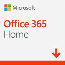 Microsoft Office 365 Home ESD - Para Até 5 Computadores (PC ou Mac) e 5 Tablets -