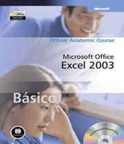 Microsoft Office Excel 2003 - Basico - Bookman (grupo a)