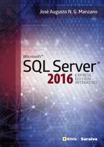 Microsoft SQL Server 2016 - Érica