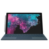 Microsoft Surface Pro 7 (Tablet + teclado + caneta) i5-1035G4 tela 12' SSD 128Gb RAM 8Gb -