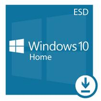 Microsoft Windows 10 Home 64 Bits- ESD Digital Download