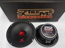 Mid range xtreme audio 500w rms o par 6 polegadas -