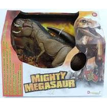 46585b1310 Mighty Megasaur - Super T-rex Movimentos Luz E Sons 8146.0 Fun -