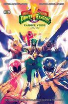 Mighty morphin power rangers - ranger verde - ano um - Pixel -