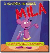 Mila, a ratinha de corda - colecao esconde-esconde - Cms -
