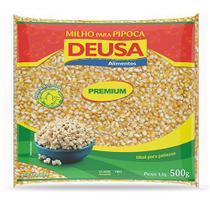 Milho de Pipoca Premium 500g - Deusa