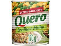 Milho e Ervilha em Conserva Quero Dueto - 170g