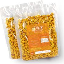 Milho Espanhol (Sabor Mel e Mostarda) - 1Kg - Brnuts