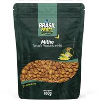 Milho Torrado Mostarda e Mel Brasil Frutt 160g -