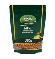 Milho torrado mostarda e mel brasil frutt 350g -