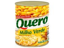 Milho Verde Pronto para Servir Quero Lata 170g -