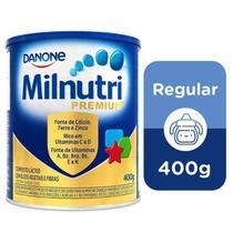Milnutri Premium Composto Lácteo Infantil Lata 400g -