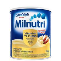 Milnutri Vitamina de Frutas 760g -