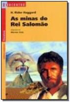 Minas do rei salomao, as - colecao reencontro lite - Scipione