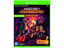 Minecraft Dungeons Hero Edition para Xbox One - Mojang -