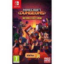 Minecraft Dungeons Hero Edition - Switch - Nintendo