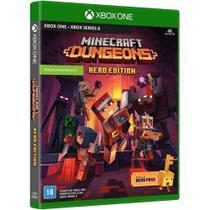Minecraft Dungeons Hero Edition Xbox One - Mojang Studios -