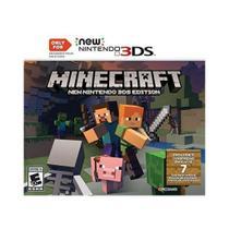 Minecraft - New 3ds - Mojang