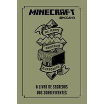 Minecraft O Livro de Segredos dos Sobreviventes - Mojang -