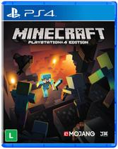 Minecraft Playstation 4 Edition - Ps4 - Playstation - sony brasil