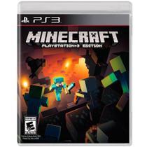 Minecraft - Ps3 - Microsoft