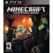 Minecraft - Ps3 - Sony