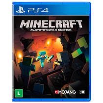Minecraft  Ps4 Edition - PS4 - Mojang