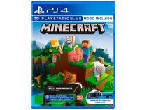 Minecraft Starter Collection para PS4 Mojang -
