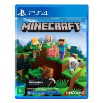 Minecraft Starter Collection para PS4 - Mojang -