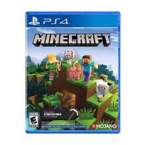 Minecraft Starter Collection - PS4 Mídia Física - Mojang AB