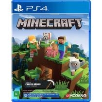 Minecraft Starter Collection PS4 - Mojang