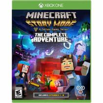 Minecraft Story Mode The Complete Adventure - Xbox One - Microsoft