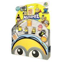 Mineez Kit Com 6 Miniaturas Meu Malvado Favorito - Dtc
