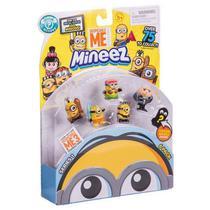 Mineez Pack 6 Unidades - Dtc