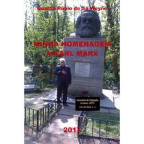 Minha homenagem a Karl Marx - Scortecci Editora -