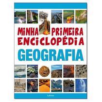 minha orimeira enciclopedia geografia - Lafonte