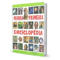 Minha Primeira Enciclopédia Lafonte Edição de Luxo Completa -