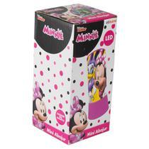 Mini Abajur de Led Minnie - Disney