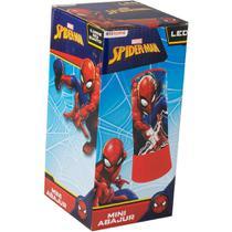 Mini Abajur de Led Spiderman - Disney