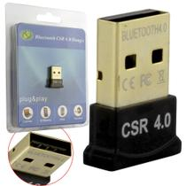 Mini Adaptador Bluetooth 4.0 Usb 2.0 - Generico