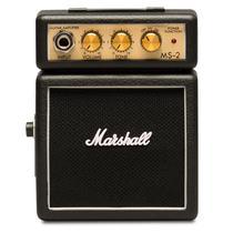 Mini Amplificador para Guitarra Marshall  MS-2 -