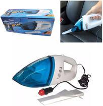 Mini Aspirador de Pó para Carro 12V - Fix