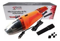 Mini Aspirador Pó Over Vision Higienização Veículos 12v 60W -