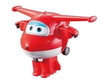 Mini Avião Super Wings 6 Cm Jett Change'em Up Intek -
