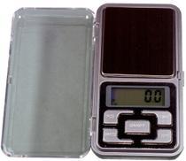 Mini Balança Digital Alta Precisão Escala 0.1 Até 500 Grama - Gama