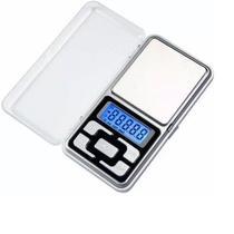 Mini Balança Digital Bolso Alta Precisão 500g Ouro Joia - Pocket Scale