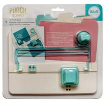 Mini Base Criativa Divisória - Tool Tab Punch Board WeR - We R Memory Keepers