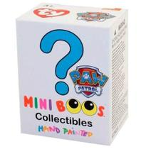 Mini Beanie Boos Patrulha Canina Colecionáveis Surpresa - Ty - Dtc