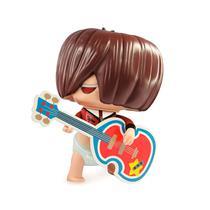 Mini Beat Power Rockers Boneco De Vinil - Líder Brinquedos -